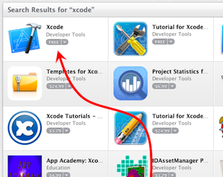Developing C programs on MacOS using Xcode